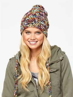 MULTorah Bright Alpenglow Beanie by Roxy - FRT1