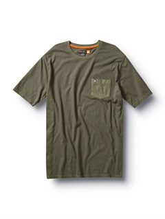 LBRPirate Island Short Sleeve Shirt by Quiksilver - FRT1