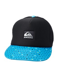 BLY0Boys 8- 6 Boards Trucker Hat by Quiksilver - FRT1