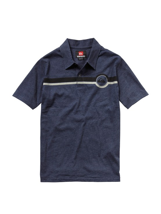 BTK0Boys 8- 6 Mountain And Wave Shirt by Quiksilver - FRT1