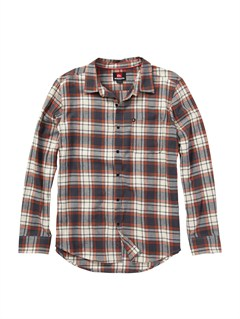 WDV1Boys 8- 6 Engineer Pat Short Sleeve Shirt by Quiksilver - FRT1