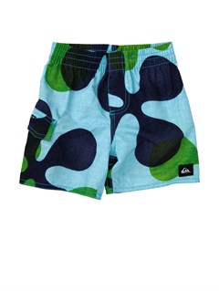 BHR6Baby Batter Volley Boardshorts by Quiksilver - FRT1