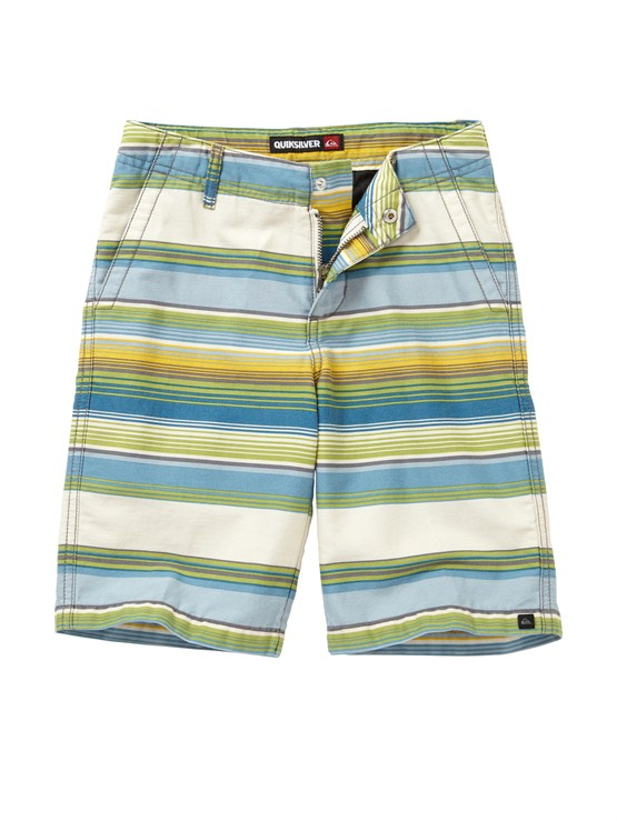 CLDBoys 2-7 Detroit Shorts by Quiksilver - FRT1