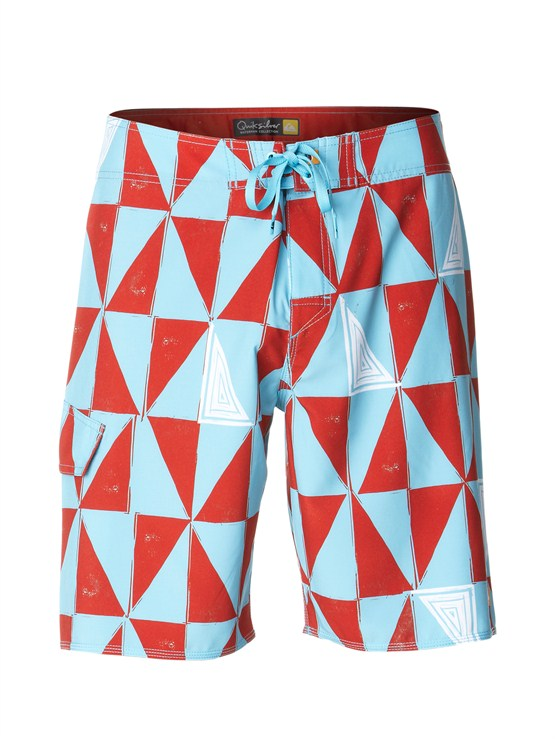 BGZ0Men s Outrigger Hybrid Shorts by Quiksilver - FRT1