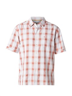 NPW0Men s Long Weekend Short Sleeve Shirt by Quiksilver - FRT1