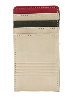 WDV0Apex Leather Wallet by Quiksilver - FRT1