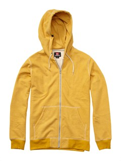 YMA0Major Sherpa Zip Hoodie by Quiksilver - FRT1