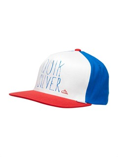 WHTPlease Hold Trucker Hat by Quiksilver - FRT1