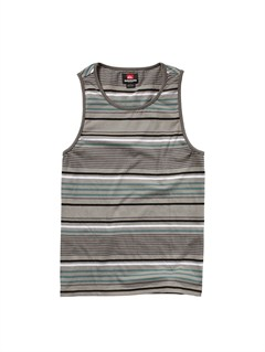 SKT3Big Foot Slim Fit Tank by Quiksilver - FRT1