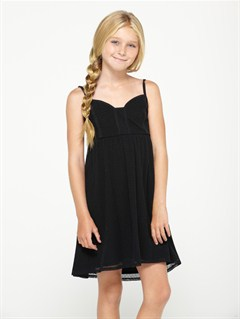 KVJ0Girls 7- 4 Cherry Stone Romper by Roxy - FRT1