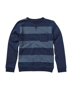BRQ0Throwin Rocks Youth Sweatshirts by Quiksilver - FRT1
