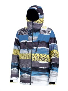 MULTravis Rice Polar Pillow  5K Jacket by Quiksilver - FRT1