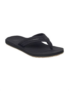 BLKBoys 8- 6 Foundation Cush Sandals by Quiksilver - FRT1