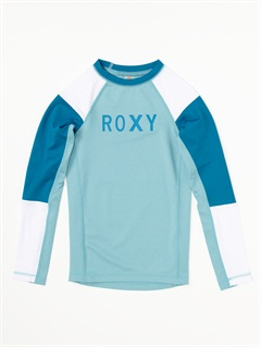 CLRGirls 7- 4 High Light LS Rashguard by Roxy - FRT1