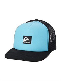 MLW0Boys 8- 6 Boards Trucker Hat by Quiksilver - FRT1