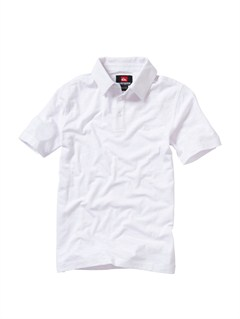 WBB0Boys 8- 6 On Point Polo Shirt by Quiksilver - FRT1