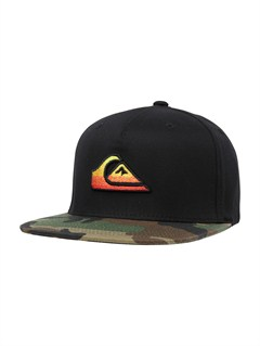 KVJ0Boys 2-7 Mountain and the Wave Hat by Quiksilver - FRT1