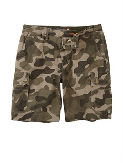 "PLP0Avalon 20"" Shorts by Quiksilver - FRT1"