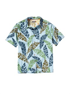 BGC0Men s Anahola Bay Short Sleeve Shirt by Quiksilver - FRT1