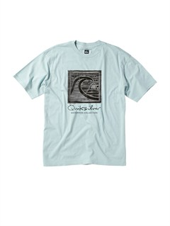 BJP0Men s Channel T-Shirt by Quiksilver - FRT1