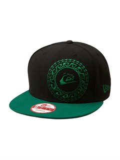 BLKBoardies Trucker Hat by Quiksilver - FRT1