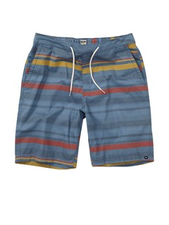 BLF3Board Walker Elastic Waist 20  Shorts by Quiksilver - FRT1