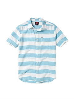 AZBSea Port Short Sleeve Polo Shirt by Quiksilver - FRT1
