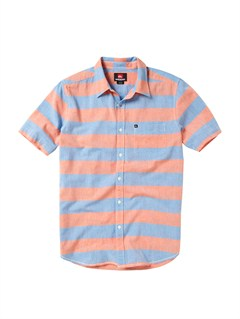 POPVentures Short Sleeve Shirt by Quiksilver - FRT1