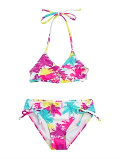 WBB6Girls 7- 4 Sunsetter Tri Monokini by Roxy - FRT1