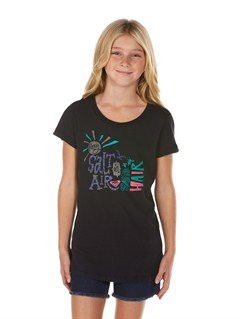 KVJ0Girls 7- 4 A Chance Storm Sweater by Roxy - FRT1