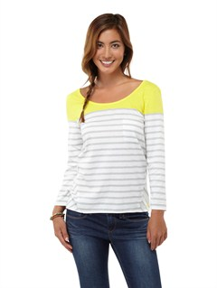 SFV3Spring Fling Long Sleeve Top by Roxy - FRT1