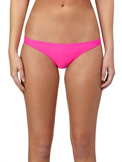 MLW0Bali Tide Scooter Lowrider Tie Side Bikini Bottoms by Roxy - FRT1