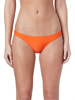 NPM0Brazilian Chic Itsy Bitsy Bikini Bottoms by Roxy - FRT1
