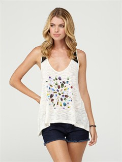 TFE0Gypsy Garden Top by Roxy - FRT1