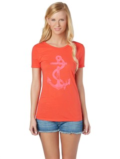 RMZ0Mermaid Way T-Shirt by Roxy - FRT1