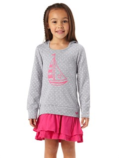 SGR6Girls 2-6 Wave Wonderer Sporty Onepiece by Roxy - FRT1