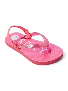 PNKGIRLS 2-6 TW PEBBLES V SANDAL by Roxy - FRT1