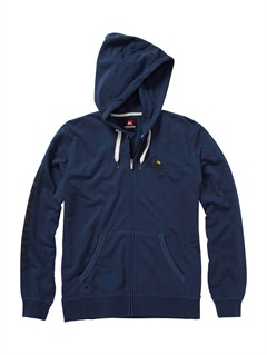BRQ0Major Sherpa Zip Hoodie by Quiksilver - FRT1
