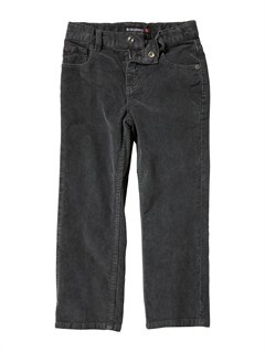GUNBoys 2-7 Union Heather Pants by Quiksilver - FRT1