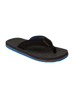 BBLBoys 8- 6 Carver Suede Sandals by Quiksilver - FRT1