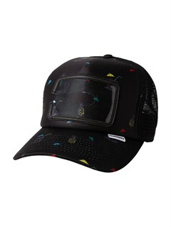 YJE0Boys 8- 6 Boards Trucker Hat by Quiksilver - FRT1