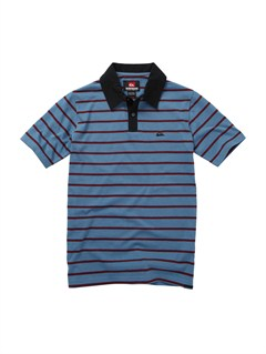 BLF3Boys 8- 6 Get It Polo Shirt by Quiksilver - FRT1
