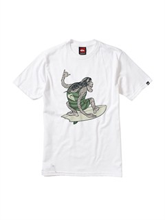 WBB0Boys 8- 6 Attack T-Shirt by Quiksilver - FRT1