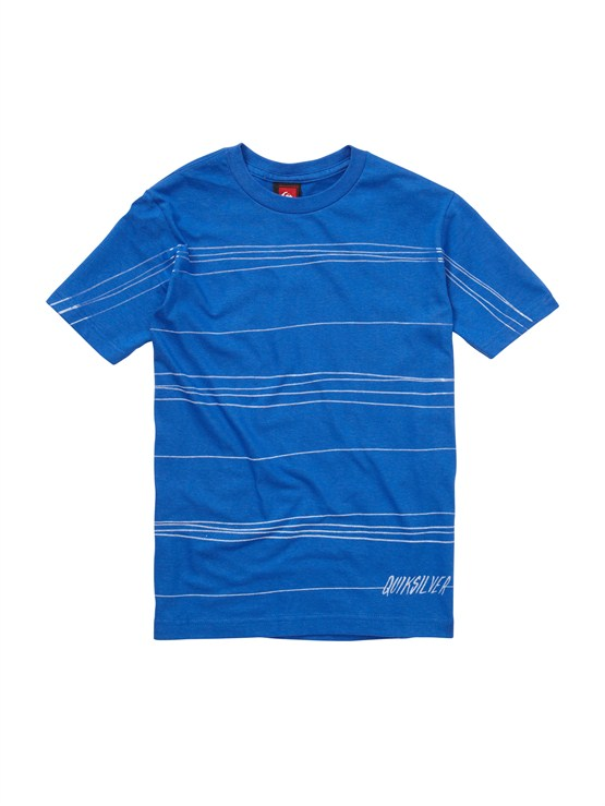 BQR0Boys 2-7 Crash Course T-Shirt by Quiksilver - FRT1