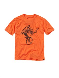 NMJHBoys 8- 6 For The Bird T-Shirt by Quiksilver - FRT1