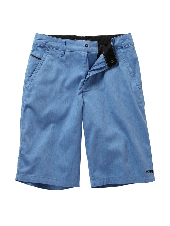 BQR0Boys 2-7 Detroit Shorts by Quiksilver - FRT1