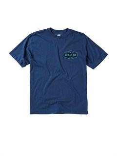 BRD0Men s Channel T-Shirt by Quiksilver - FRT1