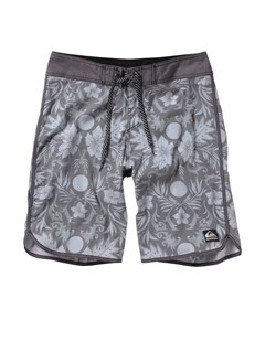 "BLKAG47 Line Up 20"" Boardshorts by Quiksilver - FRT1"