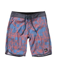 CHICypher Brigg Scallop 20  Boardshorts by Quiksilver - FRT1