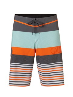 "KPC3Yoke Checker  8"" Boardshorts by Quiksilver - FRT1"